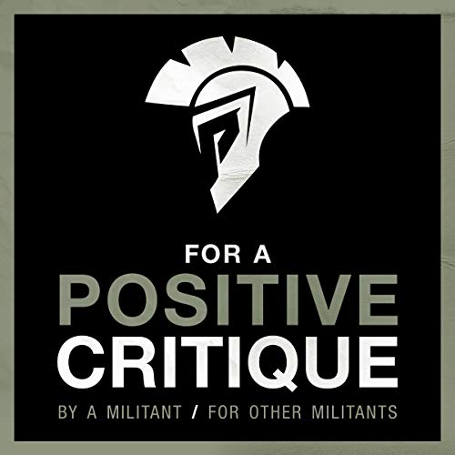 For a Positive Critique audiobook cover art
