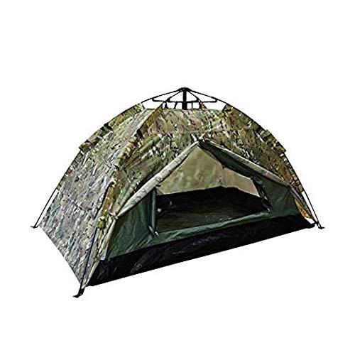 YYCHJU Tienda Camping al Aire Libre 2 Persona 3 Persona Tienda de campaña Camuflaje Tienda de campaña