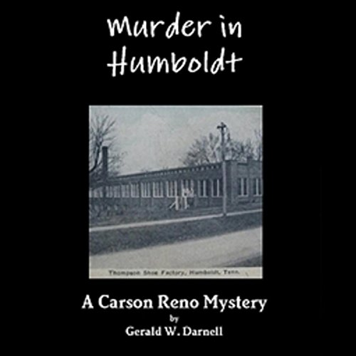 Murder in Humboldt audiobook cover art