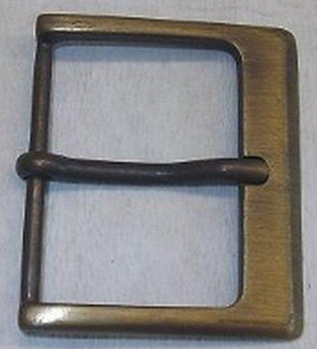 1cierre hebilla de cinturón hebilla 4,0cm latón inoxidable. NUEVO. # 374#