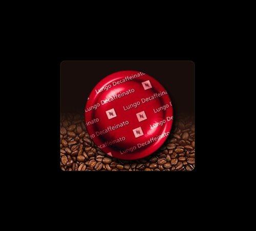 Nespresso Pro Gemini Lungo Decaffeinato, 50 Kapseln