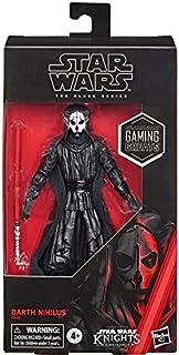 Hasbro - Figurine Star Wars Black Series - Darth Nihilus Gaming Greats 15cm - 5010993752829