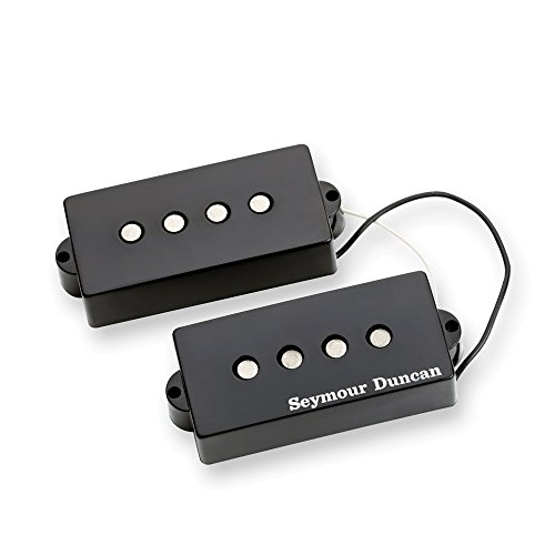 Pastilla de bajo Seymour Duncan SPB-2 Hot para Precission Bass