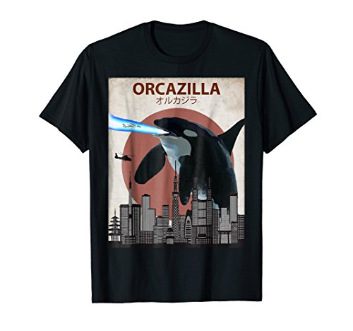 Funny Killer Whale T-Shirt | Orca Lovers Gift
