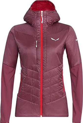 Salewa Ortles Hybrid Twr W Jkt Veste pour femme, Femme, Jacket, 00-0000027188, prune/0340, 42 W/36 L