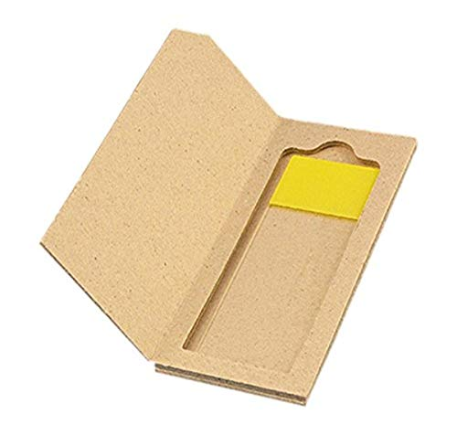 Globe Scientific 513001 Cardboard Slide Mailer for 1 Slide (Case of 1000)