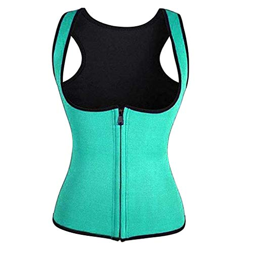 Iusun Fitness Sport Vest Shapewear,Women's Body Shaper Control Workout Slim Stomach Corset Bodysuit Tummy Body Sculpting Trimmer Underwear