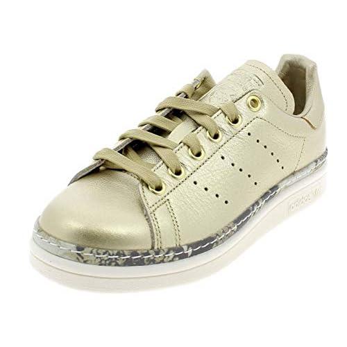Adidas Stan Smith New Bold W, Scarpe da Fitness Donna, Oro (Dorado 000), 39 1/3 EU