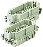 Harting 09320323011 Inserto a punta Contenuto: 1 pz.
