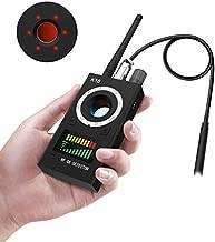 Veroyi Anti Spy Detector, Hidden Camera Detector RF Signal Scanner Device Wireless Bug GPS Tracker GSM Listening Device Finder Laser Lens Magnetic Field Detector