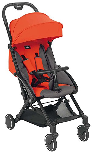 CAM The Welt des Kind art.830/116 Buggy Cubo, oranje/grijs