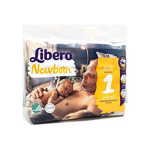 Libero Newborn Pann 128Pz 6349