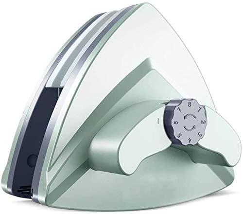 XINGDONG Limpiador de kwindow Limpiador de Vidrio, Herramientas de Limpieza domésticas de Doble Cara con asa ergonómica, Ideal para Ventanas glaseadas (5-25mm) Durable