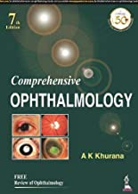 Best textbook of ophthalmology by khurana Reviews