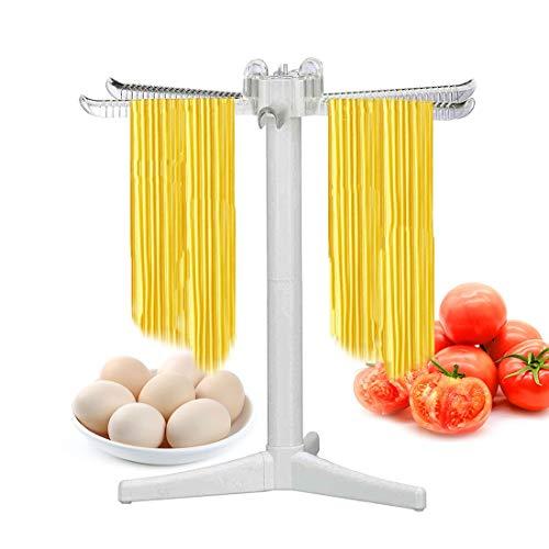 CGLDYE Nudelständer, Nudeltrockner Ständer 6 Arme für Demontierbarer zum Trocknen Freizeit und selbstgemacht Spaghetti Pasta Trockenständer