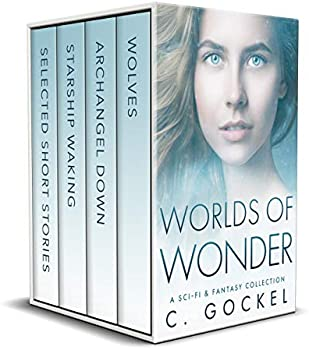 Worlds of Wonder: A Sci-fi & Fantasy Collection Kindle eBook