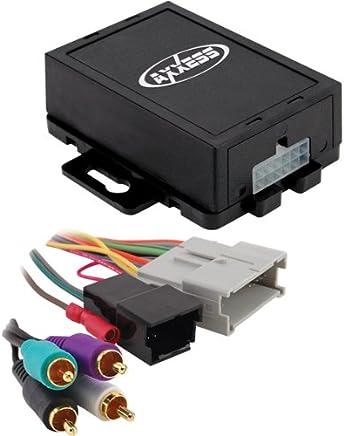 Enjoyable Amazon Com Pontiac Radio Wiring Harnesses Vehicle Audio Video Wiring 101 Akebretraxxcnl
