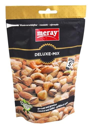 Meray - Mezcla de nueces tostadas y saladas - Deluxe Mix (150 g).