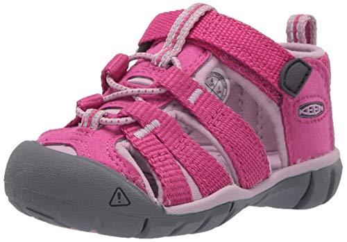 KEEN 1022994_36 Outdoor Sandals, Very Berry/Dawn Pink, EU