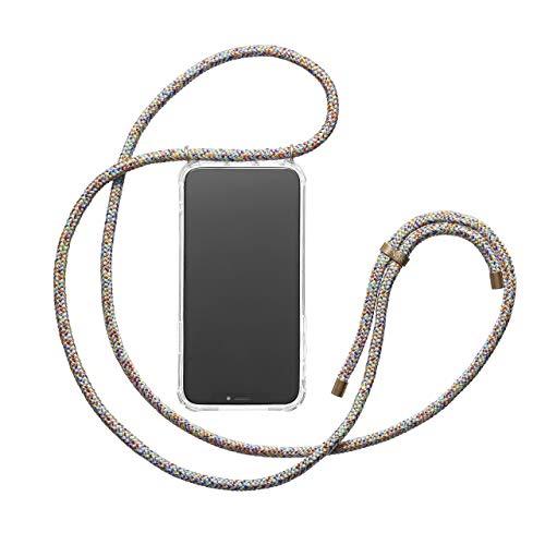 KNOK case KNOK Carcasa de movil con Cuerda para Colgar iPhone 6/S - Funda para...