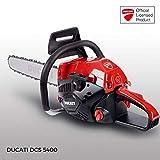 Motosierra Ducati Power Garden DCS5400 barra de 20' 54.5cc 3,5 Hp