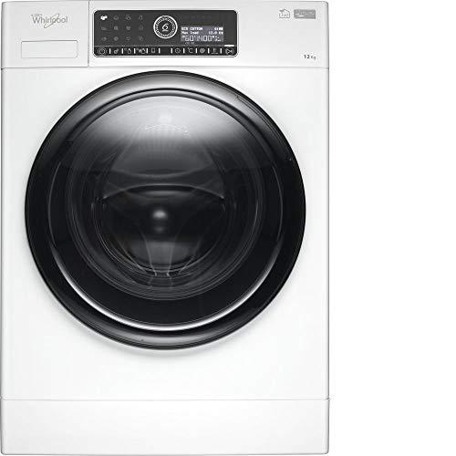 Whirlpool Supreme Care FSCR12441 Freestanding Washing Machine, 12kg, 1400rpm, White