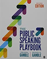 The Public Speaking Playbook, 2nd Edition Front Cover