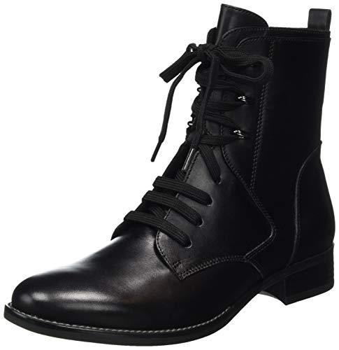 CAPRICE Damen 9-9-25102-25 022 Stiefelette, Black Nappa, 39 EU