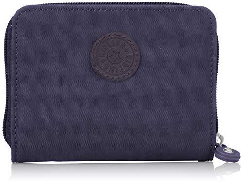 Kipling Damen Money Power Geldbörse Blau (Active Blue)