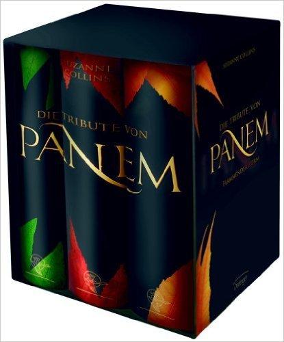 Die Tribute von Panem - 3 Bde. im Schuber von Suzanne Collins ( Oktober 2011 )