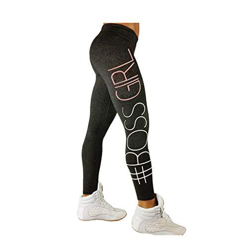 Shinehua Sportleggings voor dames, sport, gym, yoga, hardlopen, fitness, leggingbroek, lange yogabroek, joggingbroek, workout, capribroek, tummy control, figuurvormende tights hardloopbroek