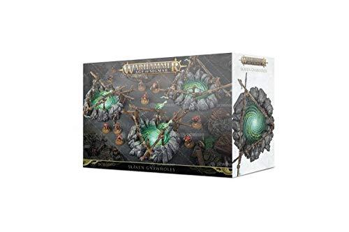 Warhammer - Age of Sigmar Skaven Gnawholes