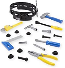 Just Like Home Workshop Tool Belt Set