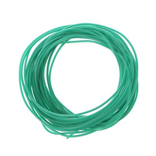 JOYKK 5M 28AWG Câbles en cuivre étamé au Fil de Silicone Flexible pour RC sélectionnable - Vert