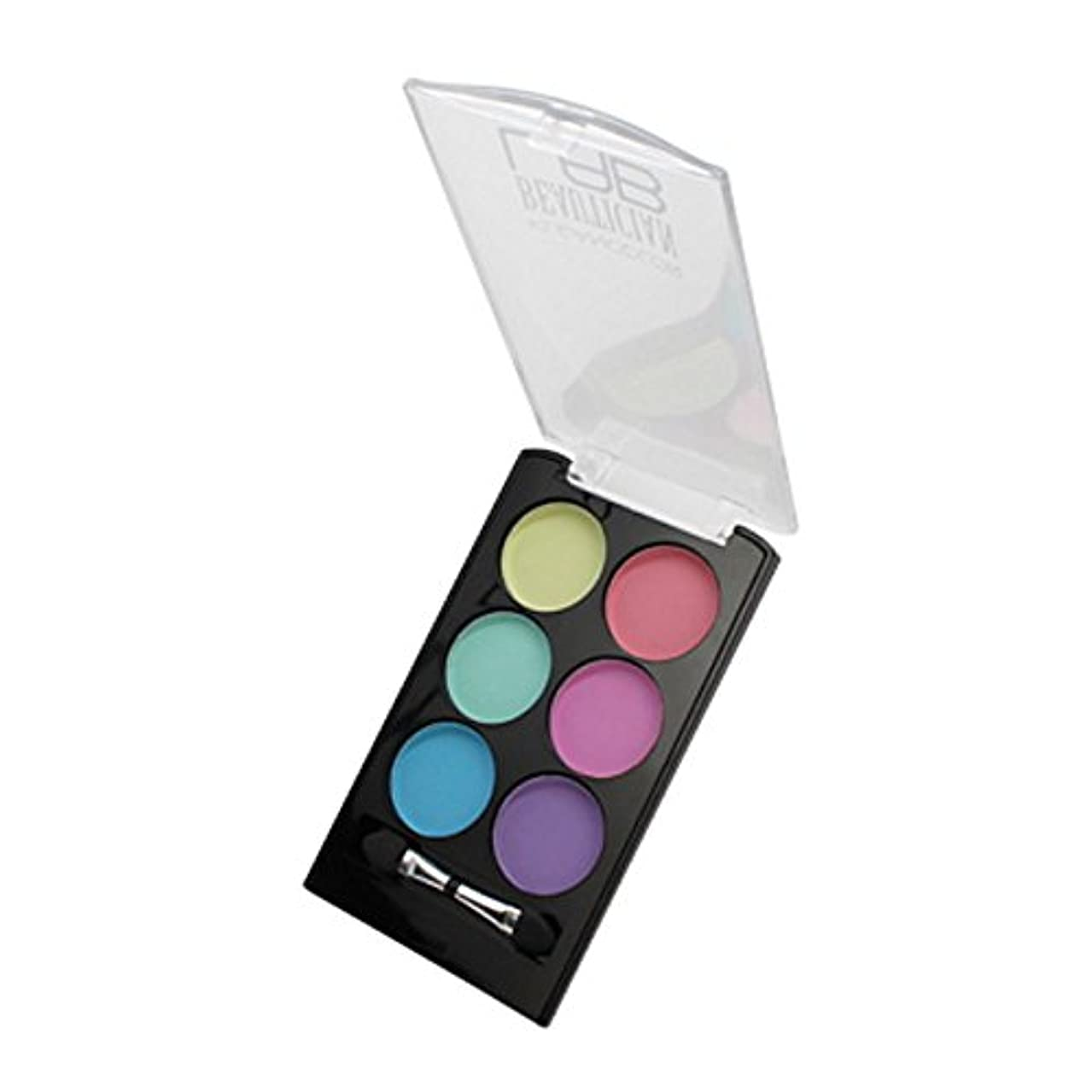ダウンバラバラにする感謝祭(3 Pack) KLEANCOLOR Beautician Lab Shimmer Shadow Pallete - Analyst (並行輸入品)