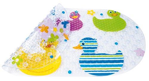 Canpol Babies CB80001U – Tapis de baignoire antidérapant, motif petits canards