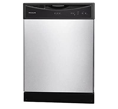 "Frigidaire FFBD2406NS 24"" Stainless Steel Full Console Dishwasher"