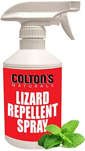 Lizard Repellent 32 OZ Spray 100% Natural Gecko Reptile Deterrent Outdoor or Indoor