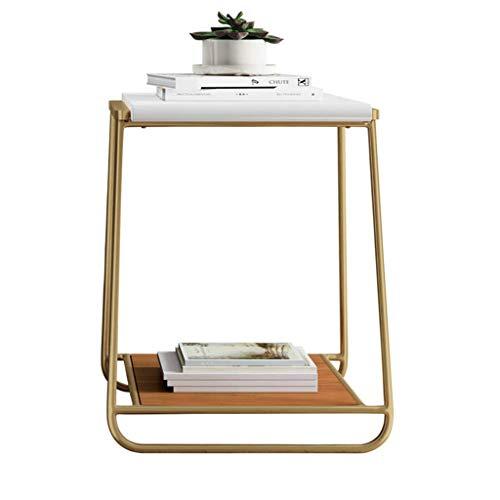 table basse table basse Nordic Iron art/MDF Simplicité moderne Salon de loisirs balcon Côté