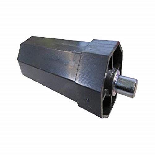 Schellenberg 80300 Walzenhülse Maxi für 60 mm Achtkantwellen, SW 60, 72 mm Länge, Bolzen 12 mm Durchmesser
