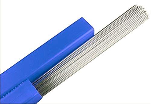 WeldingCity 10-pcs Titanium ERTi-5 (Grade-5) Commercial Pure TIG Welding Rods 1/16'x36'