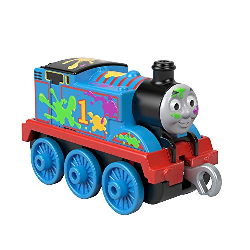 Thomas & Friends Fisher-Price Thomas y Sus Amigos Trackmaster Small Push Along Thomas