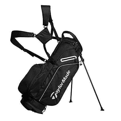 TaylorMade 5.0 ST Bag, Black/White