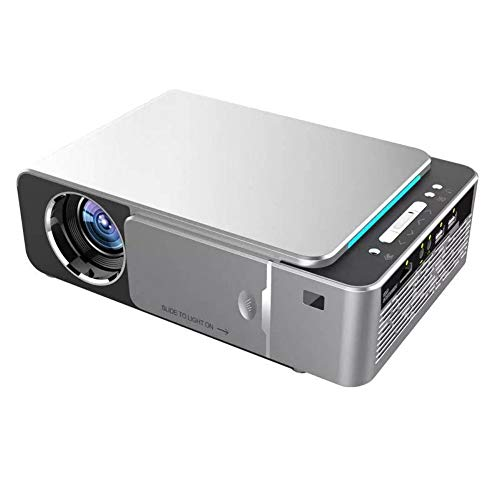 Video Proyector 1280 X 720P HD 3500 Lúmenes Mini Proyector LED Home Theater Cine En Casa Inteligente