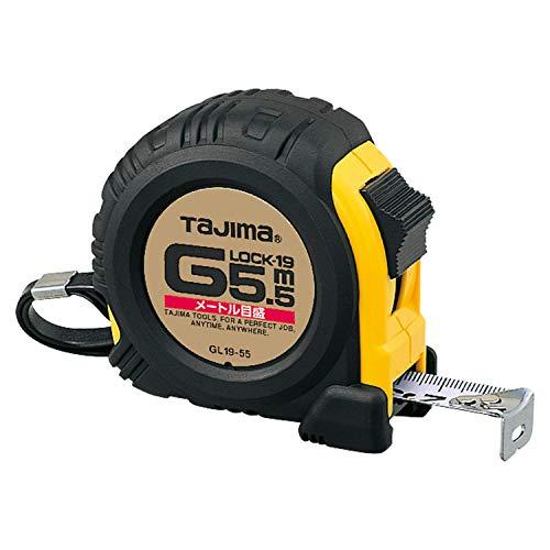 タジマ コンベックス 5.5m×19mm Gロック19 GL1955BL