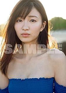 岡崎紗絵 ファッションモデル 2Lサイズ写真2枚 vol.20