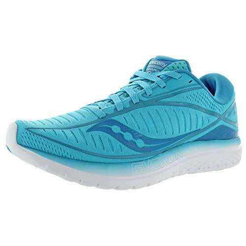 Saucony Women's S10467-36 Kinvara 10 Running Shoe, Blue - 12 M US