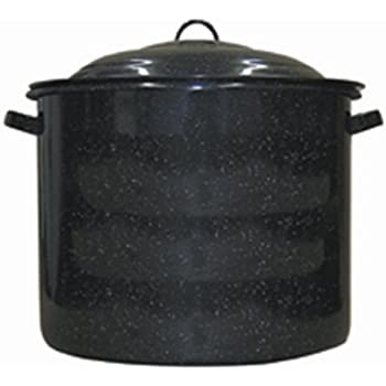 Granite Ware Stock Pot, 21-Quart