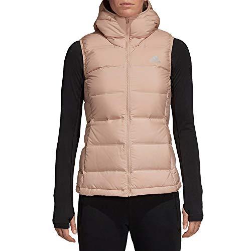 adidas Sport Damen Helionic Daunenweste Damen CZ2313 beige 570245