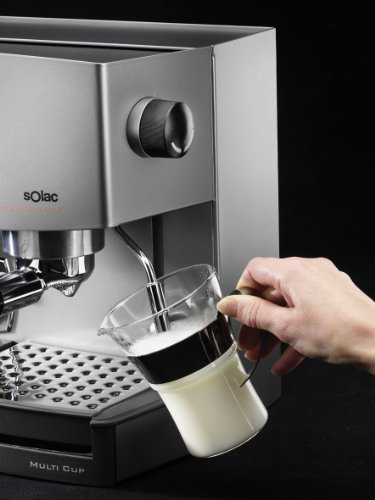 Solac C304G2, Titanic, 1150 W, 230 V, Metal - Máquina de café ...